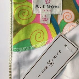 JB by Julie Brown Dresses - NWT Julie Brown NYC Mini Dress Mod 2 Boutique  .